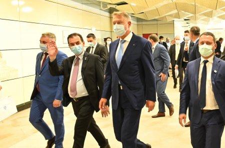 Ludovic Orban divorteaza oficial de Iohannis