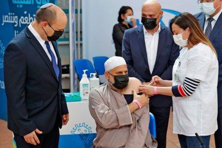 Dupa ce a condus topul tarilor vaccinate, Israel a intampinat o crestere a numarului de cazuri COVID. Ce putem invata de aici