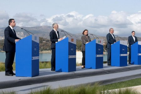Tarile mediteraneene cer Uniunii Europene o repartizare echitabila a responsabilitatilor privind migratia