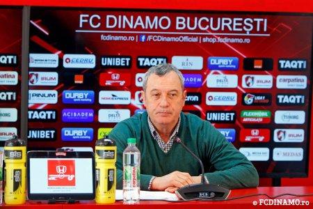 Rednic s-a inteles cu Dinamo. Mai ramane un obstacol in calea instalarii la echipa
