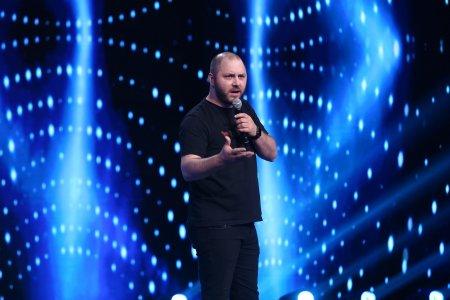iUmor, 25 septembrie 2021. Bogdan Malaele, invitatul special din editia 1, sezonul 11. Cu ce glume a amuzat juriul