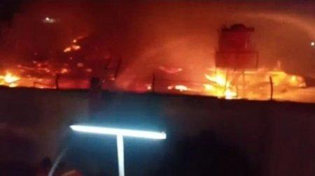 Peste 1.600 de pompieri lupta cu un nou incendiu de <span style='background:#EDF514'>VEGETATIE</span> izbucnit in nordul Californiei