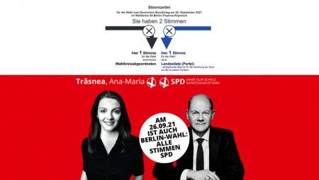 Alegeri parlamentare in Germania. Romanii care se afla pe listele diferitelor partide
