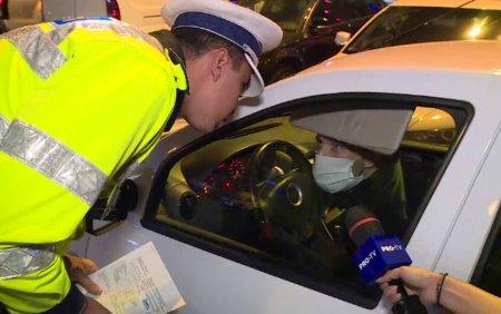 Dialog politist- sofer in Bucuresti: Buletin si permis. Nu exista. Cum adica nu exista? Doesn't exist