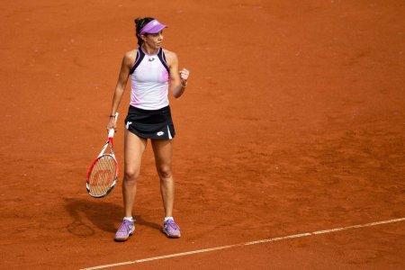 Mihaela Buzarnescu, calificare in finala <span style='background:#EDF514'>TURNEU</span>lui de la Valencia » Cand este programata partida si cu cine joaca sportiva noastra