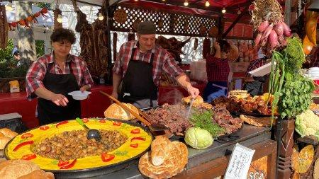 Ce poti face astazi in Bucuresti: festin culinar in Parcul IOR, festival asiatic in Parcul National