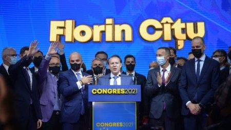 PNL isi stabileste echipa care va conduce partidul alaturi de Florin Citu