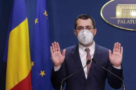 Vlad Voiculescu: Cum s-a temperat cresterea numarului de cazuri din Bucuresti dupa ziua de luni, chiar inainte de congresul PNL
