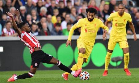 Brentford - Liverpool 3-3. Egal spectaculos, in Premier League (Video)