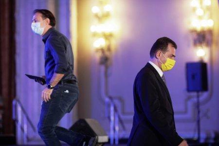 Citu ii cere explicatii lui Orban pentru afirmatia privind parteneriatul cu Iohannis: Daca nu, o clarificam noi pentru el / Orban: De cand imi cere mie lamuriri Florin