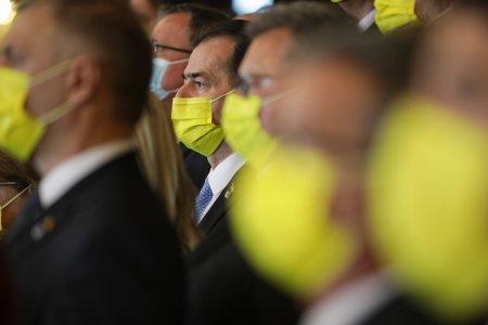 Cine ii va lua locul lui Ludovic Orban in fruntea <span style='background:#EDF514'>CAMERE</span>i Deputatilor? Fostul presedinte PNL si-a anuntat demisia (SURSE)