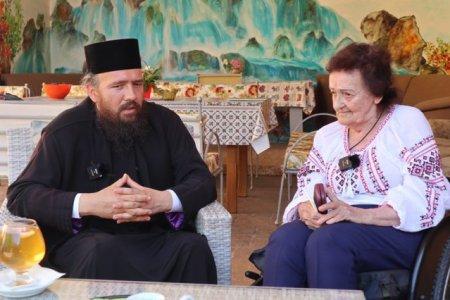 Nepoata lui Arsenie Boca s-a refugiat intr-un azil de batrani din Bihor. A invins Covidul, la 90 de ani