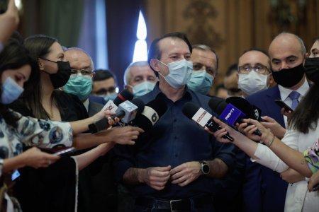 Florin Citu a anuntat viitoarea conducere a PNL. Echipa lui Orban isi retrage candidaturile