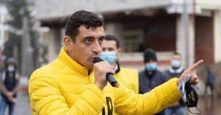 GEORGE SIMION: 'Nu este scopul meu politic sa ajung presedintele Romaniei'