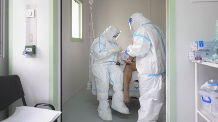 Bilant COVID-19 din 26 septembrie 2021, in Romania. Cel mai mare numar de infectari in weekend din decembrie