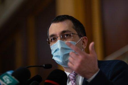 Cifra contaminarilor, temperata chiar inainte de Congresul PNL? Vlad Voiculescu: Peste 4.000 de teste pozitive nu au fost alocate