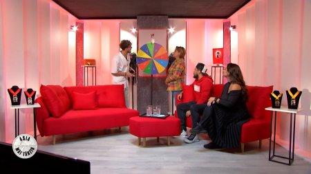 <span style='background:#EDF514'>ASIA</span> mai tarziu, episodul 3. Emi si Cuza, dezvaluiri despre simpatii si antipatii, cu Adriana Trandafir si Maria Speranta