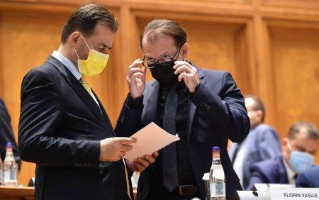 Orban: Demisia mea din functia de presedinte al Camerei - luni, la ora 9, inaintata liderului PNL