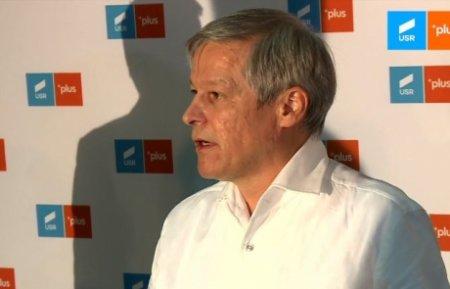 Dacian Ciolos: Eu vad foarte dificila revenirea intr-un Guvern condus de Citu, fara a ne ridiculiza din nou