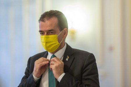 Ludovic Orban, despre Klaus Iohannis:  Daca vrea parteneriat, sa aiba cu presedintele partidului, ales