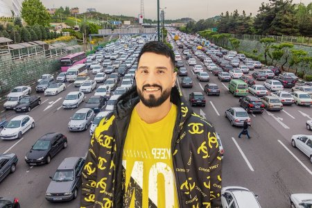 Viata unui iranian venit de 6 ani in Romania: Traficul din Bucuresti e la fel ca-n Teheran, dar acolo sunt aproape de zece ori mai multi locuitori