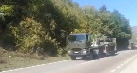Serbia plaseaza in alerta trupe la frontiera cu Kosovo, dupa ce Pristina desfasoara forte speciale de politie in nord