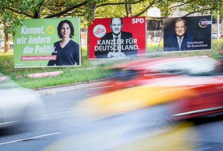 Cine este Ancuta Tudor, romanca de doar 27 de ani care candideaza pentru un loc in Parlamentul Germaniei