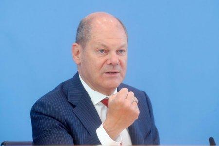Alegeri Germania. Reactia lui <span style='background:#EDF514'>OLAF</span> Scholz, dupa rezultatul din alegeri: Germanii au votat in numar mare pentru ca eu sa fiu cancelar