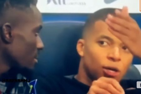 Scandal la PSG! Mbappe, filmat in timp ce-l jignea pe Neymar: