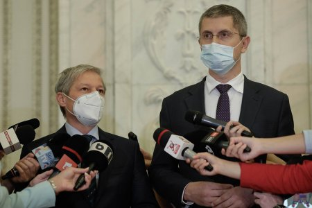 Barna si Ciolos resping revenirea la guvernare cu Florin Citu: Nu mai are sustinerea USR-PLUS