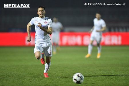 Olimpiu Morutan a marcat golul victoriei pentru Galatasaray, in partida cu Goztepe
