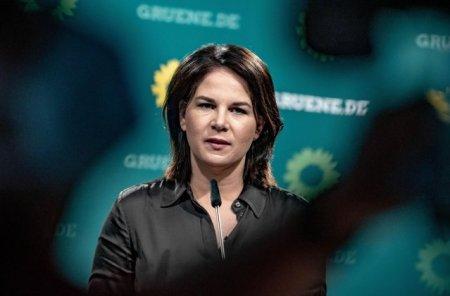 Alegeri Germania. Verzii: Annalena Baerbock este multumita de rezultatul obtinut