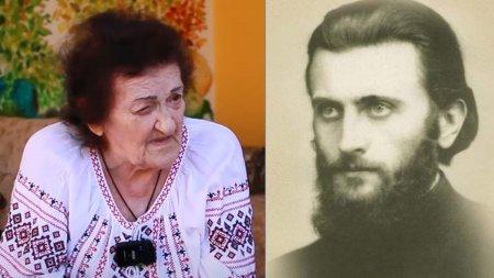 Zoe Daian, nepoata Parintelui Arsenie Boca, vindecata de COVID-19, la 90 de ani