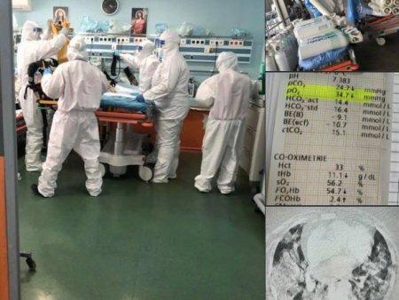 Imagini de pe frontul anti-COVID: UPU Pantelimon are 45 de locuri si 50 de pacienti care asteapta