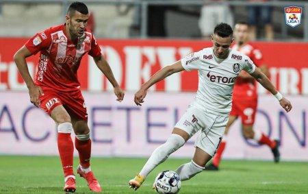 UTA - CFR Cluj 0-1. Chipciu aduce victoria la Arad. Gazdele au avut o bara la ultima faza