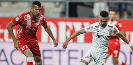 Liga 1: <span style='background:#EDF514'>UTA ARAD</span> - CFR Cluj 0-1, in etapa a 10-a. Chipciu a marcat unicul gol al meciului (Video)