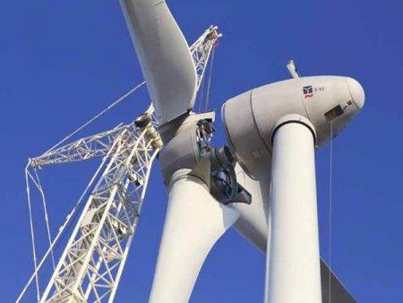 Un producator de turbine eoliene are in plan prima fabrica chineza din Europa