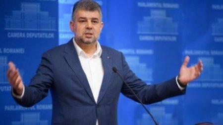 Marcel Ciolacu il felicita pe <span style='background:#EDF514'>OLAF</span> Scholz pentru rezultatul alegerilor din Germania: 'Speram la un guvern condus de SPD'
