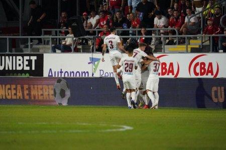 Fotbalistul lui CFR care a impresionat la meciul de la Arad: El a schimbat jocul