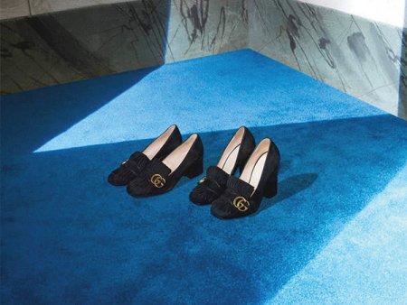 Gucci detine o fabrica de pantofi in Baia Mare cu afaceri de 20 mil. euro si 650 de salariati. Dupa cifra de afaceri, fabrica e al optulea cel mai mare producator de pantofi din Romania