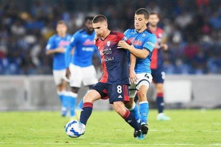 Razvan Marin, prestatie ste<span style='background:#EDF514'>ARSA</span> la Napoli: A fost in umbra. Notele primite din partea jurnalistilor italieni