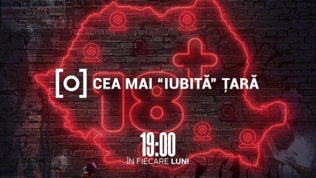 Cea mai iubita tara, o noua serie marca Observator 19, incepe luni, la Antena 1