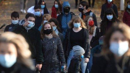 Afla unde este masca obligatorie in Bucuresti, incepand cu 27 septembrie 2021