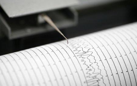 Un seism puternic a fost inregistrat pe insula Creta. Unele cladiri au fost avariate