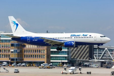 Cristian Rada, actionarul <span style='background:#EDF514'>BLUE</span> Air, investeste intr-o noua companie aeriana, Hello Jets. Va veni cu servicii complementare a ceea ce ofera <span style='background:#EDF514'>BLUE</span> Air, in niciun caz nu va fi low cost in geografia noastra
