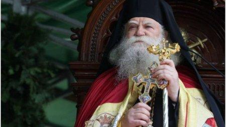 IPS Calinic, Arhiepiscopul Sucevei si Radautilor, internat cu o forma <span style='background:#EDF514'>GRAVA</span> de COVID-19, la un spital din Iasi