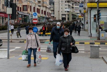 Rata de infectare in Bucuresti se apropie de 5 la mia de locuitori