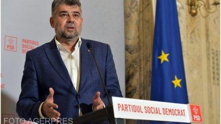 Ciolacu ii felicita pe social democratii germani: Stanga are sansa de a conduce des<span style='background:#EDF514'>TINEL</span>e Germaniei