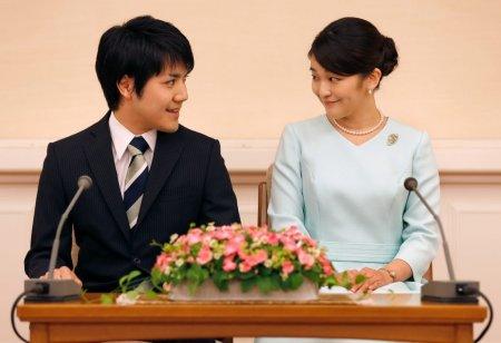 Printesa Mako a Japoniei renunta la statulul regal si la peste 1 milion de dolari pentru a se casatori cu un fost coleg de facultate