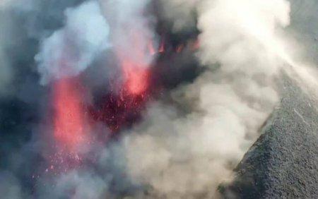 Cat de periculos este norul de dioxid de sulf care traverseaza Romania